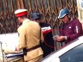 Chủ tịch UBND TP Hà Nội chỉ đạo làm rõ vụ CSGT Hà Nội nghi nhận mãi lộ