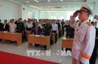 Tri ân, tưởng nhớ các chiến sỹ đã hy sinh bảo vệ đảo Gạc Ma