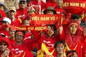 Bóng đá Việt Nam tiếp tục dẫn đầu khu vực Đông Nam Á