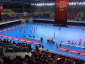 Quảng Ninh Khánh thành nhà thi đấu đa năng 5 000 chỗ