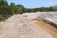 Quảng Nam Vỡ đập chứa nước thải xử lý quặng vàng