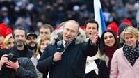 Tổng thống Nga Putin giành chiến thắng áp đảo, tái đắc cử nhiệm kỳ thứ 4