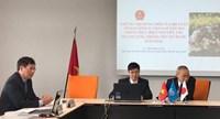 Trao đổi kinh nghiệm, hợp tác triển khai thi hành Bộ luật hình sự, Bộ luật tố tụng hình sự giữa Việt Nam và Nhật Bản