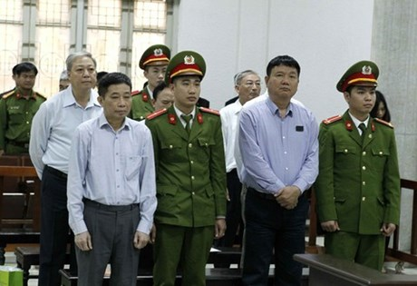 Bị cáo Đinh La Thăng bị đề nghị 18-19 năm tù