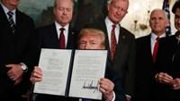Không ngại cuộc chiến thương mại, Trung Quốc lập tức 'phản đòn' trừng phạt của Mỹ