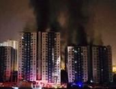 Cháy kinh hoàng ở chung cư, 13 người thiệt mạng, nhiều người bị thương