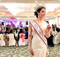 Hoa hậu Thu Hạnh tự tin khoe nhan sắc yêu kiều ăn đứt loạt mỹ nhân Việt