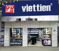 """Đối tượng mua bán quần, áo giả nhãn hiệu """"Việt Tiến"""" bị truy tố"""