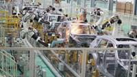 Thủ tướng cắt băng khánh thành nhà máy sản xuất ô tô lớn nhất Đông Nam Á