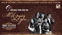 Đêm nhạc tưởng nhớ Trịnh Công Sơn ở Đà Nẵng