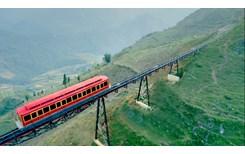Tàu hỏa leo núi hiện đại nhất Việt Nam chính thức hoạt động từ 31 3 2018
