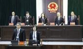 Hội đồng xét xử tuyên án bị cáo Đinh La Thăng 18 năm tù và bồi thường 600 tỷ đồng