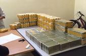 Điện Biên Bắt giữ vụ vận chuyển 131 bánh heroin và 2280 túi hồng phiến