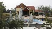 Vĩnh Lộc, Thanh Hóa Xây biệt thự trái phép trên đất nông nghiệp