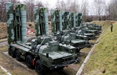 Trung Quốc nhận lô tên lửa phòng không S-400 đầu tiên từ Nga