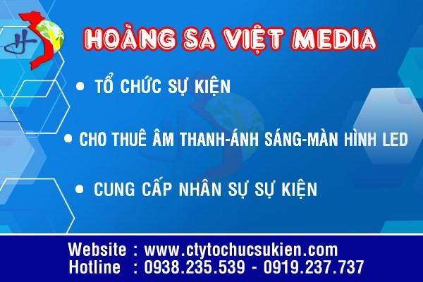 Công ty Hoàng Sa Việt Media