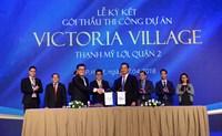 Khách hàng bật mí đầu tư thành công tại phố Âu – Victoria Village