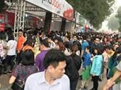 Ngày sách Việt Nam lần thứ 5 thu hút độc giả
