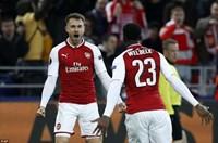 Xác định xong 4 đội bóng giành vé vào bán kết Europa League