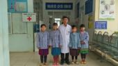 Vụ thách nhau uống thuốc trừ sâu ở Hà Giang Ba học sinh đã xuất viện