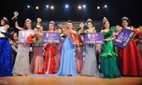 Châu Ngọc Bích đăng quang Hoa hậu Doanh nhân Hoàn vũ 2018