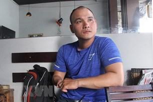 Chuyện về Hồng Lợi - vận động viên bơi lội một tay giàu nghị lực