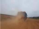 """""""Loạn"""" hoạt động khai thác cát tại hồ Dầu Tiếng"""