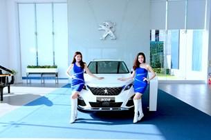 Peugeot 3008 và 5008 lập kỷ lục doanh số trong quý I 2018 tại Việt Nam