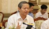 Ông Lê Văn Khoa xin thôi chức Phó Chủ tịch UBND thành phố Hồ Chí Minh