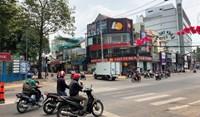 Cảnh sát hình sự tóm gọn băng nhóm dàn cảnh trộm tiền ngay trên phố