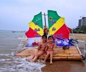 Khai mạc Lễ hội du lịch Cửa Lò Có một bãi biển chiều lòng người