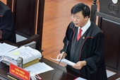 Y án sơ thẩm với Nguyễn Xuân Sơn, Hà Văn Thắm, đề nghị khởi tố thêm bị can
