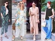 Thanh Hằng, Tăng Thanh Hà khoe phong cách street style vạn người mê