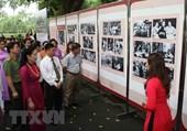 Triển lãm 60 năm Nhà sàn Bác Hồ trong Khu Phủ Chủ tịch