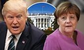 Thủ tướng Đức Merkel Châu Âu không còn phụ thuộc vào ô an ninh của Mỹ