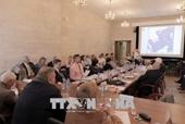 Giới chuyên gia Nga quan tâm đến giải quyết xung đột trên Biển Đông