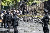 Các thủ phạm đánh bom nhà thờ ở Indonesia xuất thân cùng một gia đình