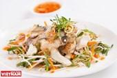 Cháo cá lóc rau đắng - món ăn giúp giải nhiệt, giải cảm trong mùa Hè