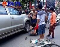 Nghệ An Phê chuẩn quyết định khởi tố tài xế lùi xe làm cụ bà chết thảm