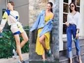 Sao Việt khoe street style phóng khoáng, phối đồ tôn chân dài miên man