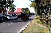 Cảnh sát bắn chết bốn kẻ dùng kiếm tấn công sở cảnh sát Riau