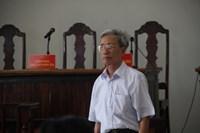 Đình chỉ thẩm phán tuyên án treo cho bị cáo Nguyễn Khắc Thủy