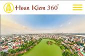 Sắp ra mắt Trang thông tin điện tử Hoàn Kiếm 360 độ