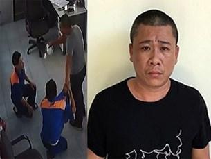 Phê chuẩn khởi tố, bắt tạm giam đối tượng hành hung 2 nhân viên cây xăng