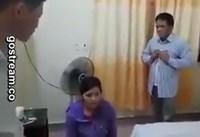Lộ clip Trưởng Công an xã vào nhà nghỉ với vợ người khác
