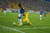V-League 2018 Nam Định thất bại trước đội đầu bảng Hà Nội