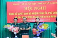 Công bố quyết định nhân sự của Bộ trưởng Bộ Quốc phòng