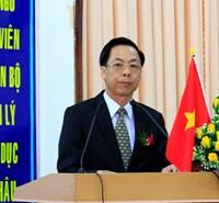 Ông Trần Ngọc Liêm giữ chức vụ Phó Tổng Thanh tra Chính phủ