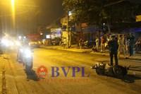"""TP Hồ Chí Minh Lại xảy ra tai nạn chết người trên cung đường """"tử thần"""""""
