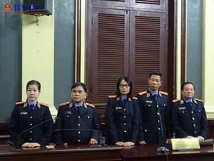 Viện kiểm sát xác định trách nhiệm dân sự đối với bị cáo và các bên liên quan